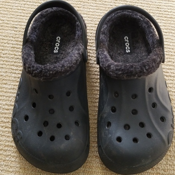 crocs youth size 3